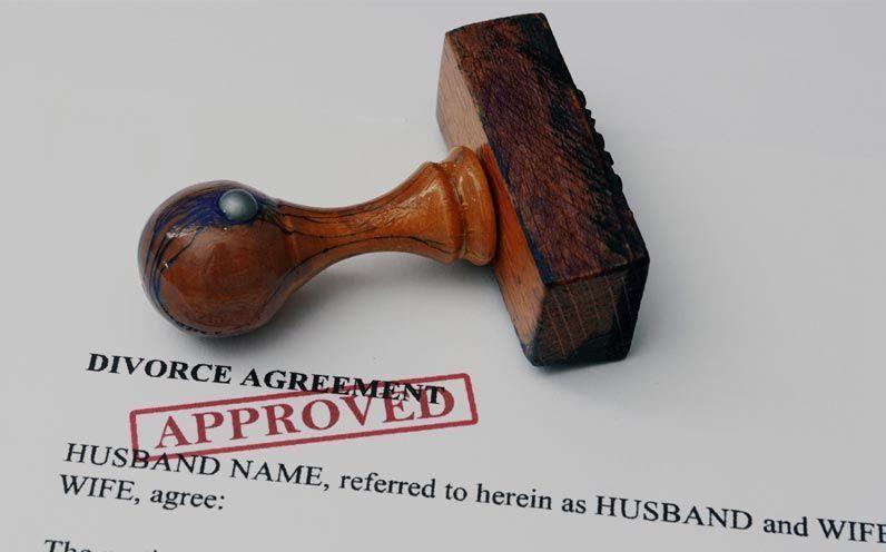 El divorcio de mutuo acuerdo